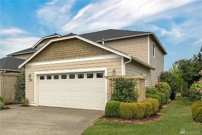 Whatcom County Single Family Home Pending: 736 Bentgrass Wy