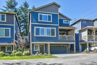 Bothell Condo/Townhouse For Sale: 19920 3rd Ave SE