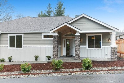 Gig Harbor Condo/Townhouse Pending: 3709 119th St Ct NW