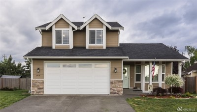 Orting Single Family Home For Sale: 408 Rudnick Ct NW