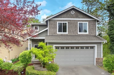 Renton Single Family Home For Sale: 658 Lind Ave NW