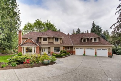 Sammamish Single Family Home For Sale: 1820 199th Ave SE