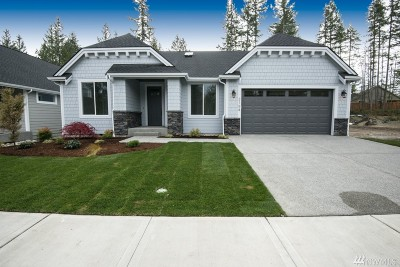 Port Orchard Single Family Home For Sale: 2170 Donnegal Cir SW