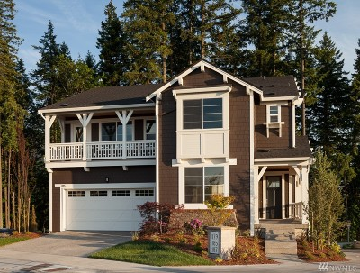 Sammamish Single Family Home For Sale: 24609 NE 16 Place #73