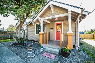 Tacoma Single Family Home For Sale: 6726 Pacific Avenue