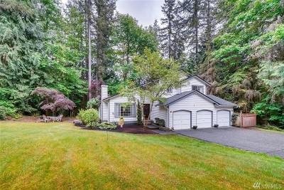 Redmond Single Family Home For Sale: 27517 NE 31st Ct