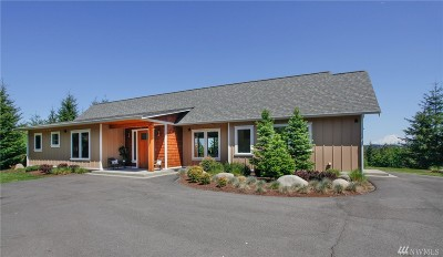 Tenino Single Family Home For Sale: 8341 Wapiti Lane SE