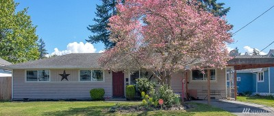 Arlington Single Family Home For Sale: 515 S. Olympic Place