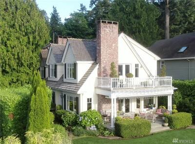Bainbridge Island Single Family Home For Sale: 11691 Sunset Ave NE