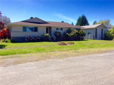Centralia Single Family Home For Sale: 904 Chestnut
