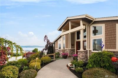Camano Island Single Family Home For Sale: 1028 Shorecrest Place