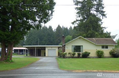 Olympia Single Family Home For Sale: 3517 26th Ave NE