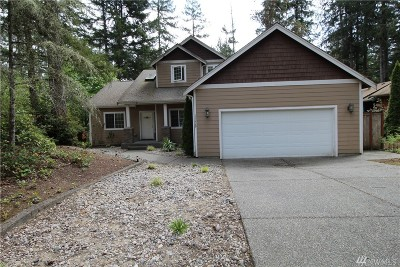Gig Harbor Single Family Home For Sale: 11119 Minterwood Dr NW