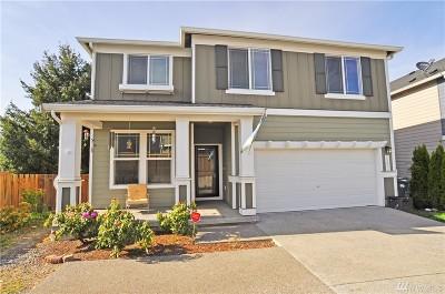 Spanaway Single Family Home For Sale: 19616 19th Av Ct E