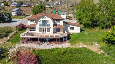 Chelan County Single Family Home For Sale: 110 Stormy Mountain Wy