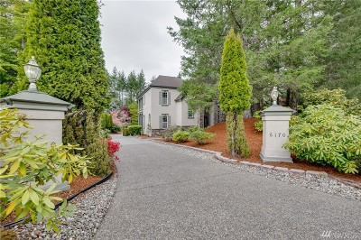 Port Orchard Single Family Home For Sale: 6170 Gleneagle Ave SW