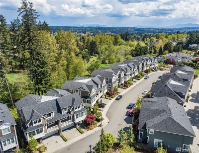 Redmond Single Family Home For Sale: 12630 177th Ave NE #B