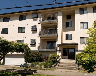 Condo/Townhouse Sold: 1400 NW 60th St #403