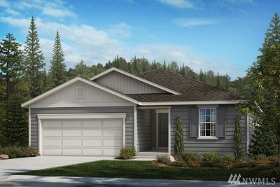 Bonney Lake Single Family Home For Sale: 17710 123rd St E