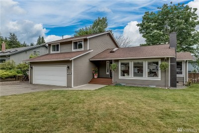Bellingham Single Family Home Contingent: 3814 Gala Lp