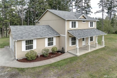 Yelm Single Family Home For Sale: 14525 Brandie Ct SE