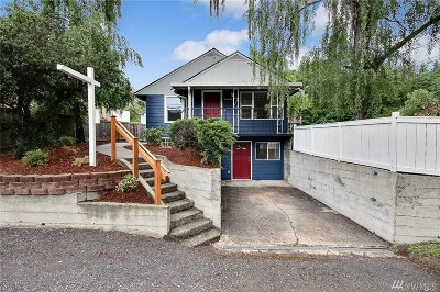 Tukwila Single Family Home For Sale: 10456 47th Ave S