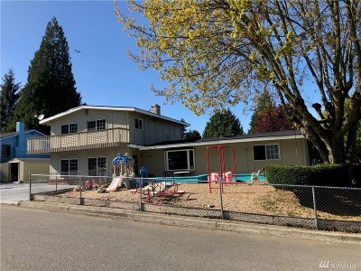 Federal Way Single Family Home Contingent: 2038 S 300th St