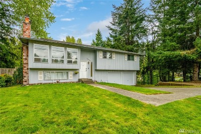 Bothell Single Family Home For Sale: 4306 196th St SE