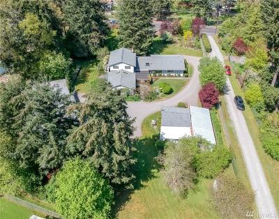 Tacoma Single Family Home For Sale: 1206 152nd St E