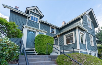 Bellingham Condo/Townhouse Sold: 1010 High St #B201