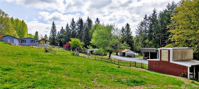 Snohomish Single Family Home For Sale: 14525 Three Lakes Rd