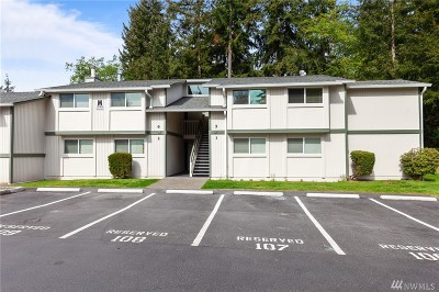 Federal Way Condo/Townhouse For Sale: 32303 4th Place S #M6