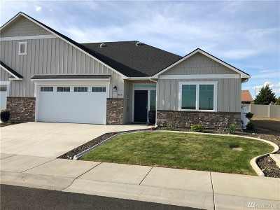 Quincy Single Family Home For Sale: 913 N M Loop Dr SW