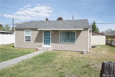 Ephrata Single Family Home For Sale: 42 D St NE