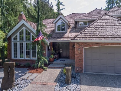 Sammamish Single Family Home For Sale: 25709 NE 10 St