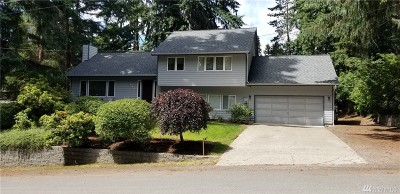 Federal Way Single Family Home For Sale: 616 S 302nd St