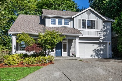 Renton Single Family Home For Sale: 1825 NE 26th Place