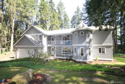 Woodinville Single Family Home For Sale: 19838 194th Ave NE