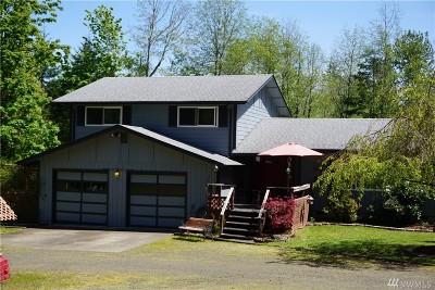 Shelton Single Family Home Pending Inspection: 200 SE Wildwood Dr