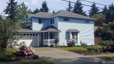 Shoreline Single Family Home For Sale: 18354 3rd Ave NE