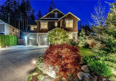 Redmond Single Family Home For Sale: 10814 238th Terr NE