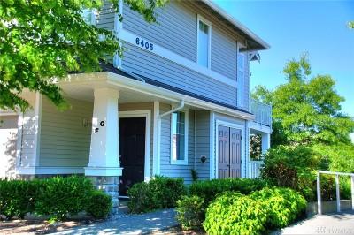 Auburn Condo/Townhouse For Sale: 6405 Isaac Ave SE #F
