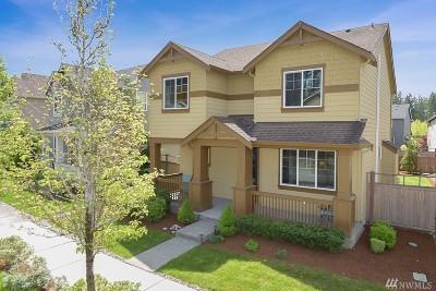 Redmond Single Family Home For Sale: 10593 Sheridan Cres NE