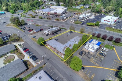 Bremerton Commercial For Sale: 3421 Kitsap Wy