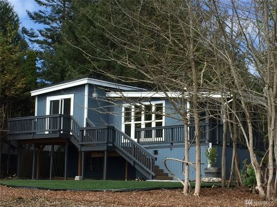 Whatcom County Single Family Home Pending: 4429 Moresby Wy