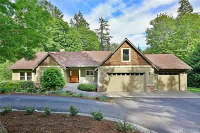Bainbridge Island Single Family Home For Sale: 9969 NE Knight Rd
