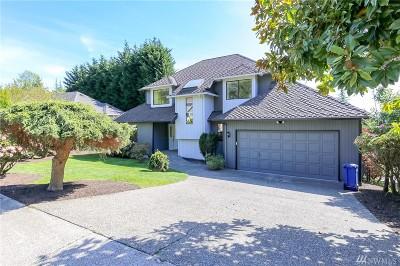 Bellevue Single Family Home For Sale: 13921 SE 61st Place
