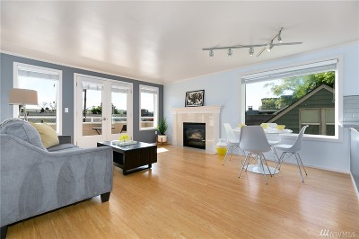 Condo/Townhouse Sold: 2167 Dexter Ave N #301