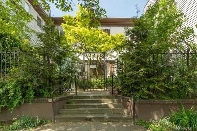 Condo/Townhouse For Sale: 217 17th Ave E #5