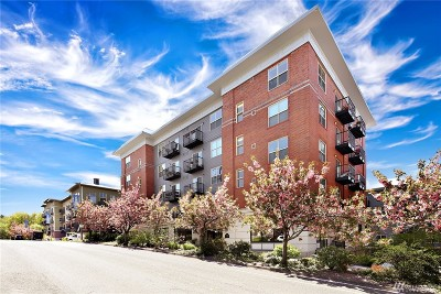 Condo/Townhouse Sold: 1310 10th St #402